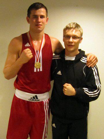 Rain Karlson võitis Helsingis BeeGee turniiri