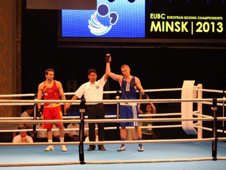 Euroopa meistrivõistlused poksis