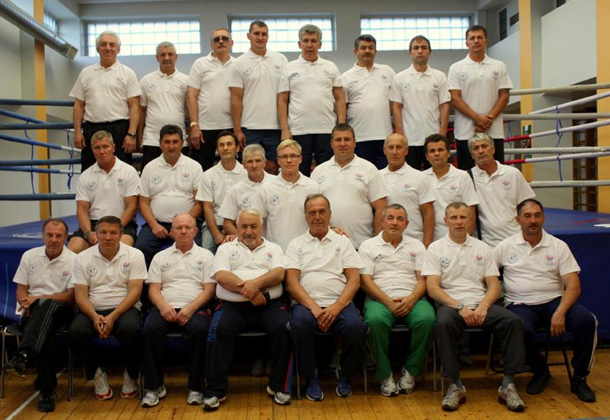 AIBA 3* treenerite koolitus
